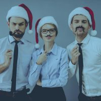 Employer liable for assault by MD during post-Christmas party drinks
